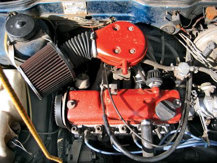 Тюнинг приоры своими руками двигатель